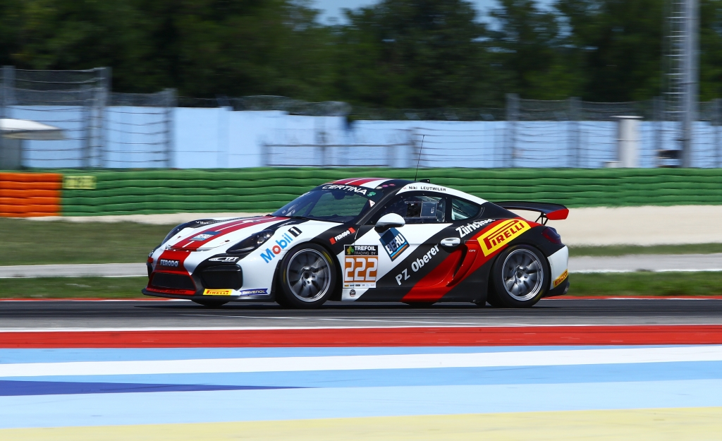 GT4 European Series : Week-end presque parfait à Misano