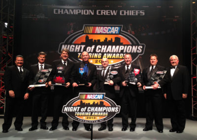 NASCAR Night Of Champions 2013