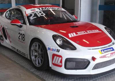 Porsche Cayman GT4 - Hirschi
