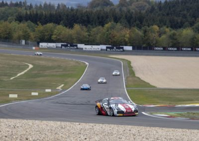 GT4 ES - Nurburgring 15-16 Sept 2018 - Porsche Cayman - Niki Leutwiler (3)