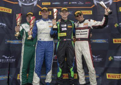 GT4 ES - Nurburgring 15-16 Sept 2018 - Porsche Cayman - Niki Leutwiler (5)