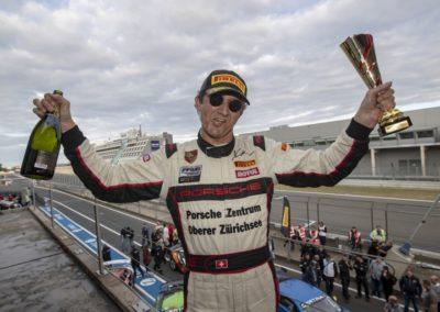 GT4 ES - Nurburgring 15-16 Sept 2018 - Porsche Cayman - Niki Leutwiler (6)