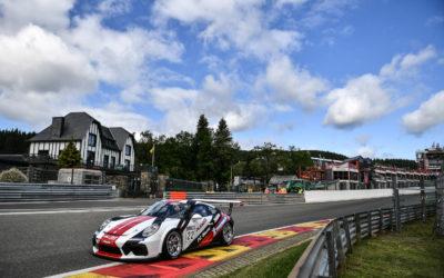 GT Cup Open – Spa : un week-end belge radieux !