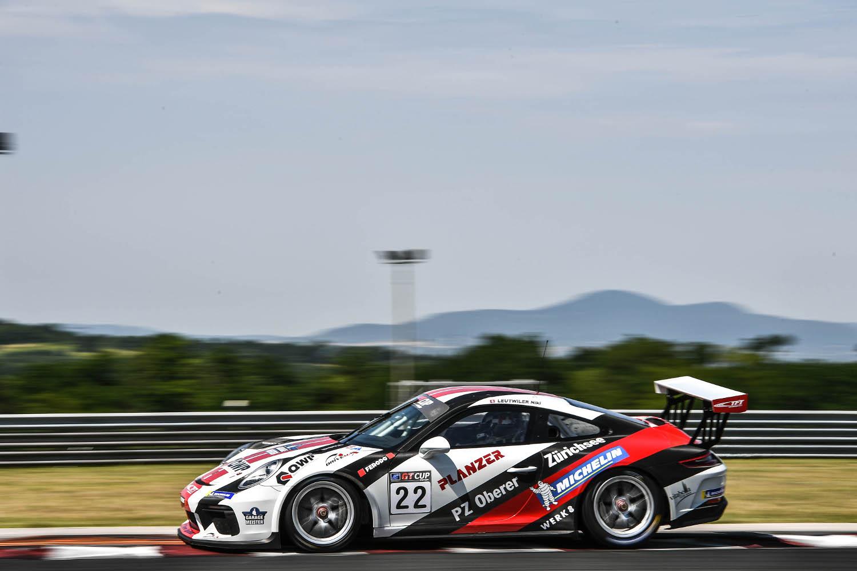 GT Cup Open – Hungaroring : deux nouveaux podiums et leader du général !