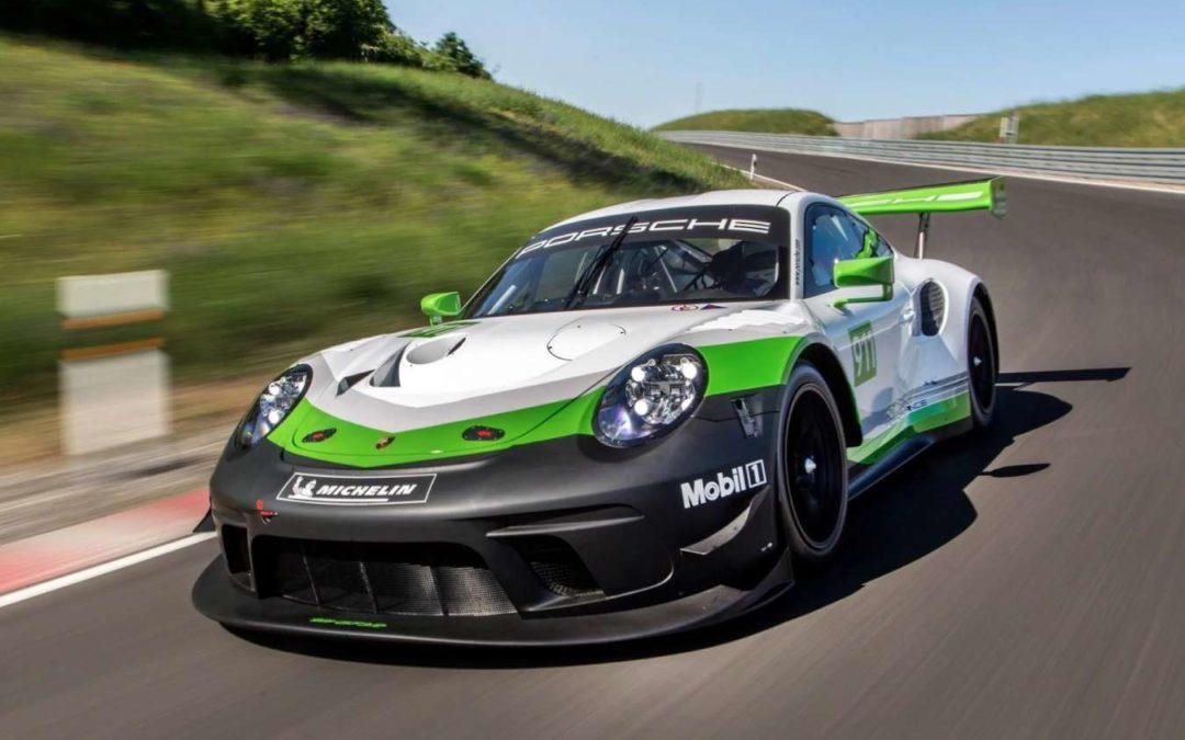Saison 2020 : TFT et Niki Leutwiler vers le GT Open en Porsche GT3 R