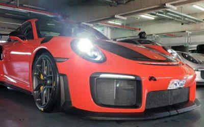 A Vendre : Porsche 991 GT2 RS
