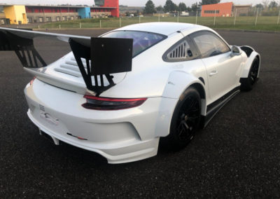 Porsche 911 GT3 Cup MR-5