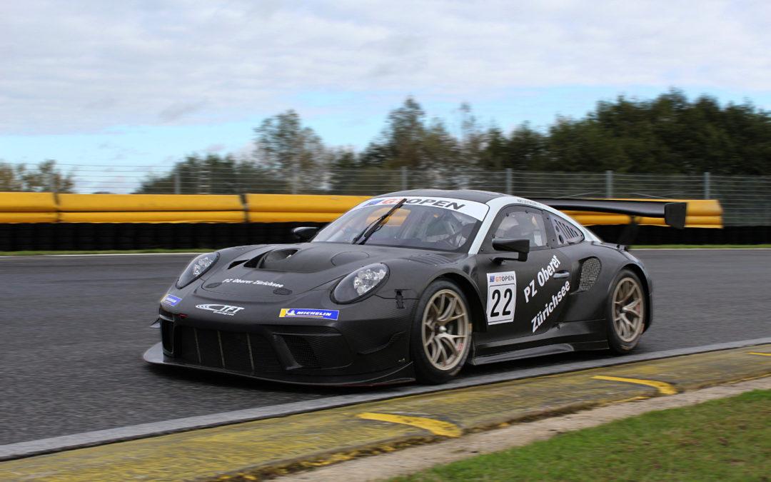 TFT a reçu sa Porsche GT3R et commence les tests