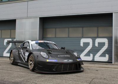 TFT Racing Porsche GT3R Stands-2