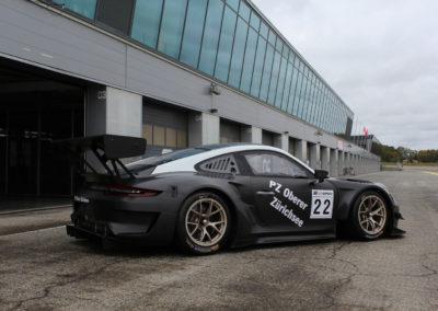 TFT Racing Porsche GT3R Stands-3