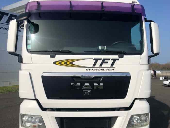 A Vendre : Camion MAN TGX 480 de 2009