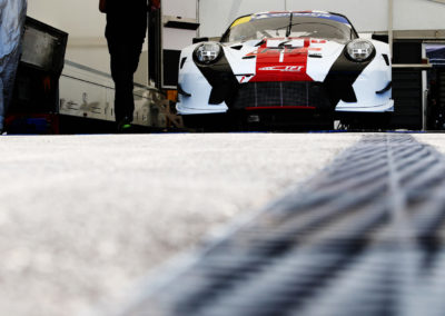 Michelin Le Mans Cup Castellet 18-07-2020 - TFT Racing - Porsche GT3R - Niki Leutwiler-Julien Andlauer (1)