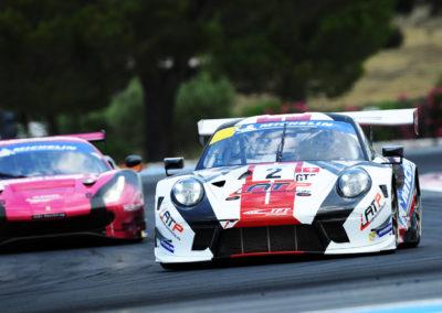 Michelin Le Mans Cup Castellet 18-07-2020 - TFT Racing - Porsche GT3R - Niki Leutwiler-Julien Andlauer (10)