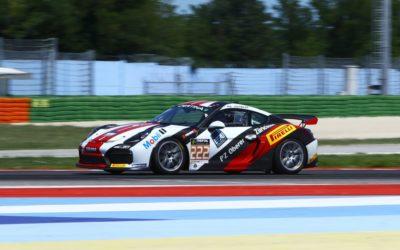 GT4 European Series : Week-end presque parfait à Misano