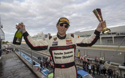 GT4 Europe : Le titre AM pour Niki Leutwiler