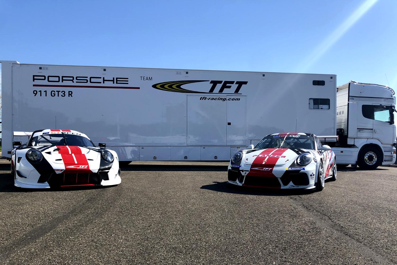TFT et le Centre Porsche Oberer Zürichsee dévoilent un triple programme !